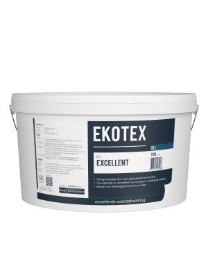 Ekotex Excellent glasweefsellijm (7100) 10 L