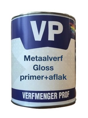 Metaallak Gloss | primer en aflak in 1