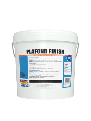 Plafond Muurverf | Spacklatex