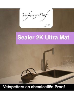 Wall Sealer 2K Ultra Matt