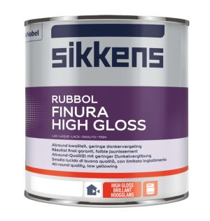 Sikkens Rubbol Finura High Gloss | Bestel Nu Direct Online Goedkoop